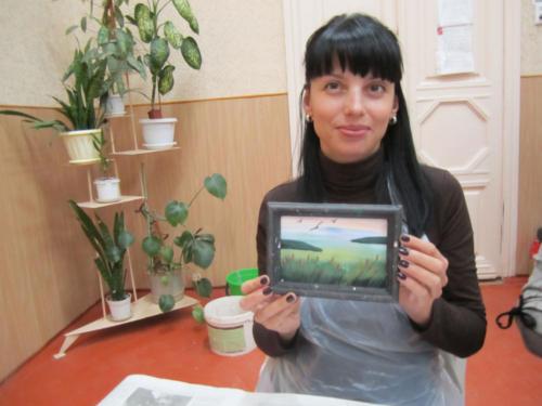 Мастер-класс в Астрахани (февраль 2011)