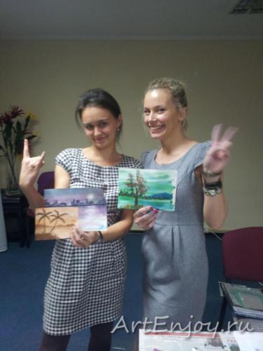 Мастер-классы в Казани (октябрь 2014)