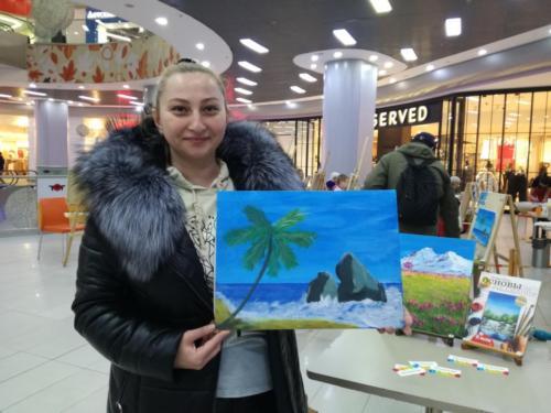 Мастер-классы в ТРК «Москворечье» (Москва, м. Каширская)
