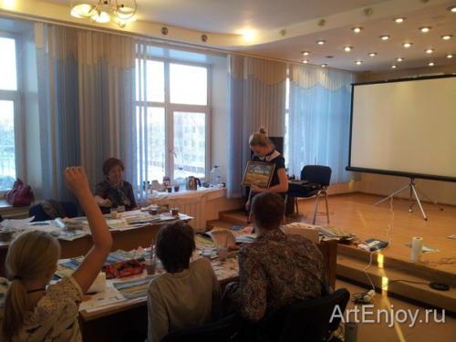Мастер-классы в Нефтеюганске (март 2014)