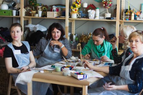 Мастер-классы в Новосибирске в 2017 году