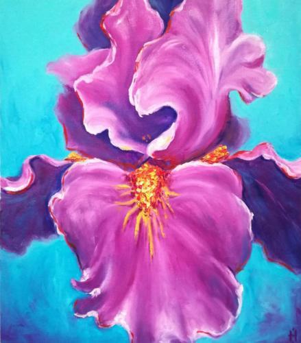 Cveti Iris