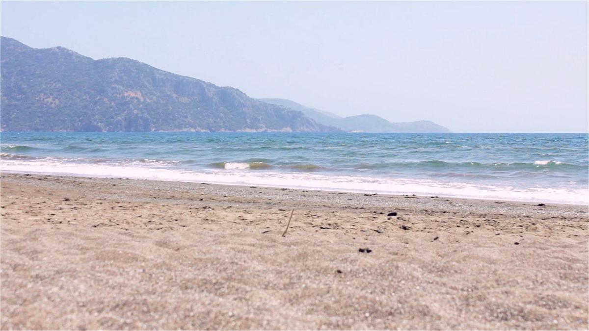 1. Акварель. У моря