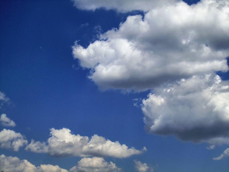 1. Облака